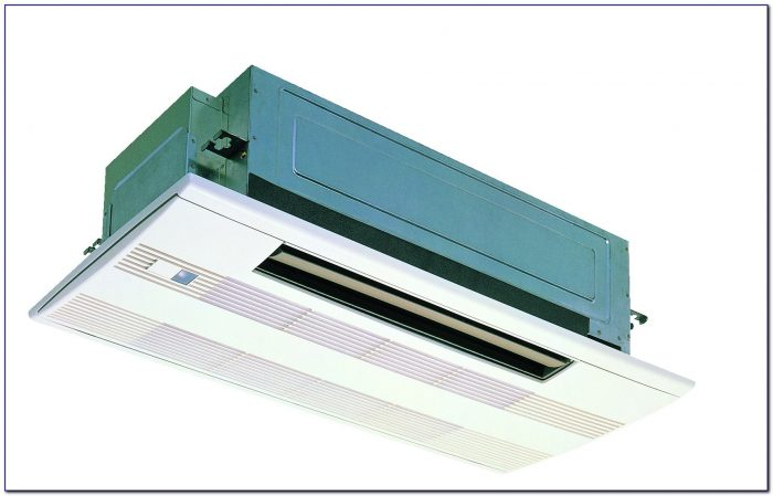 Ceiling Mounted Air Conditioner Heater