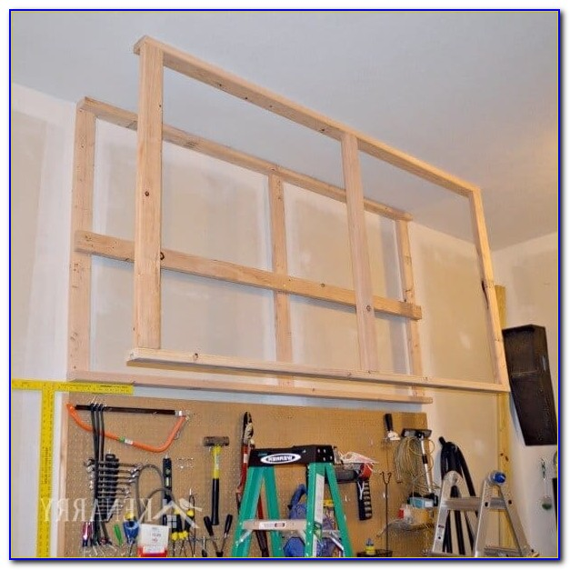 Build Your Own Garage Ceiling Storage Systems - Ceiling ...