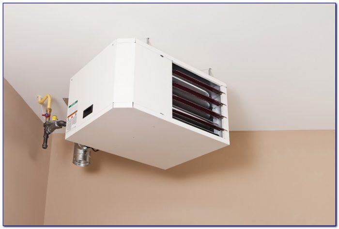 Ceiling Mounted Propane Garage Heater