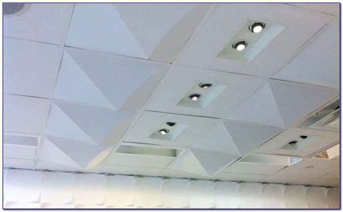 Drop Ceiling Acoustic Insulation