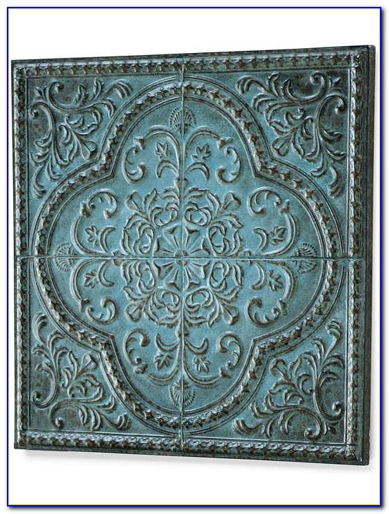 Embossed Tin Ceiling Tiles