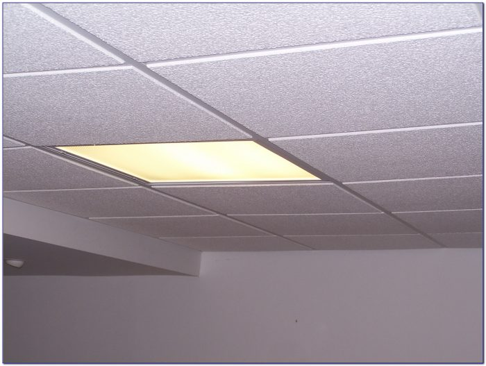 Fluorescent Light Fixtures For Drop Ceilings