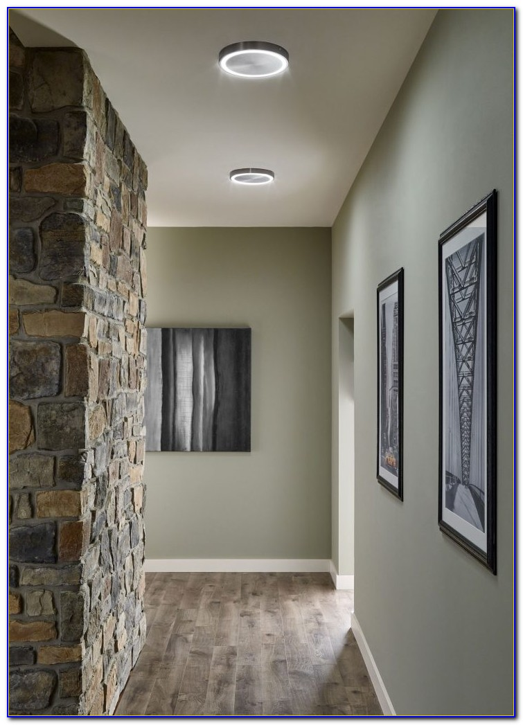 Flush Ceiling Lights For Hallways