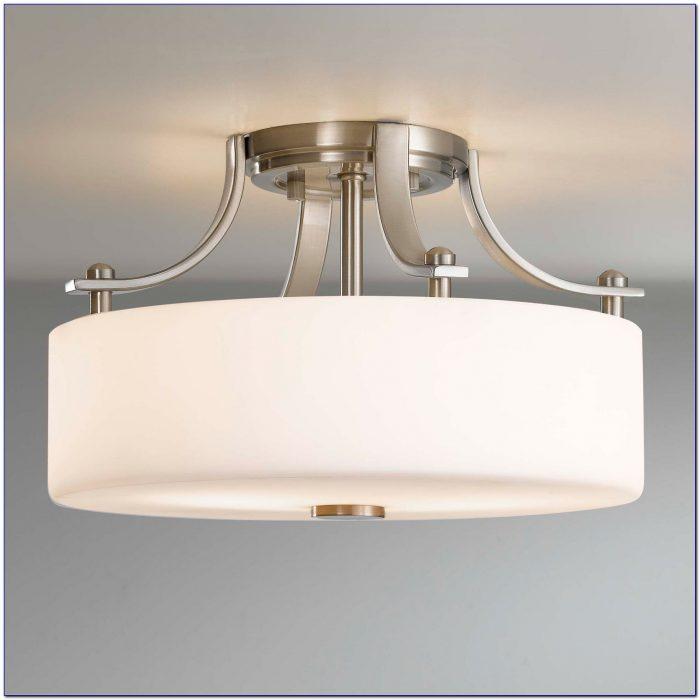 Flush To Ceiling Light Fixtures