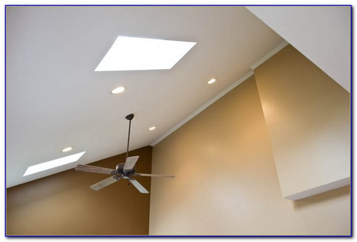 Halo Recessed Light Sloped Ceiling