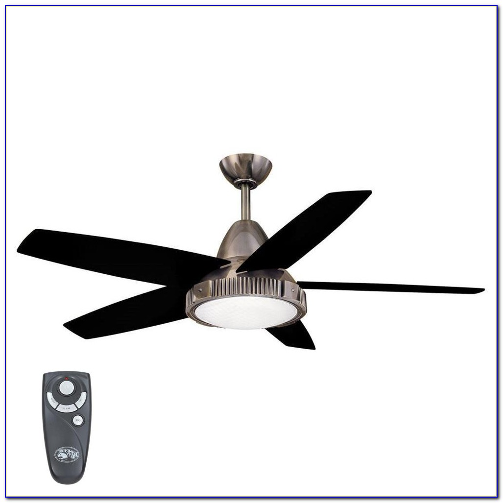 Hampton Bay Ceiling Fan Remote Control Replacement
