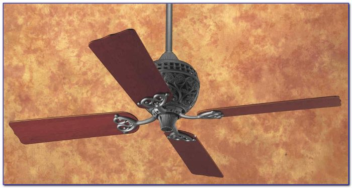Hunter 1886 Brass Ceiling Fan