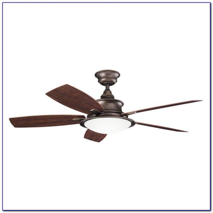Kichler Ceiling Fan Light Not Working