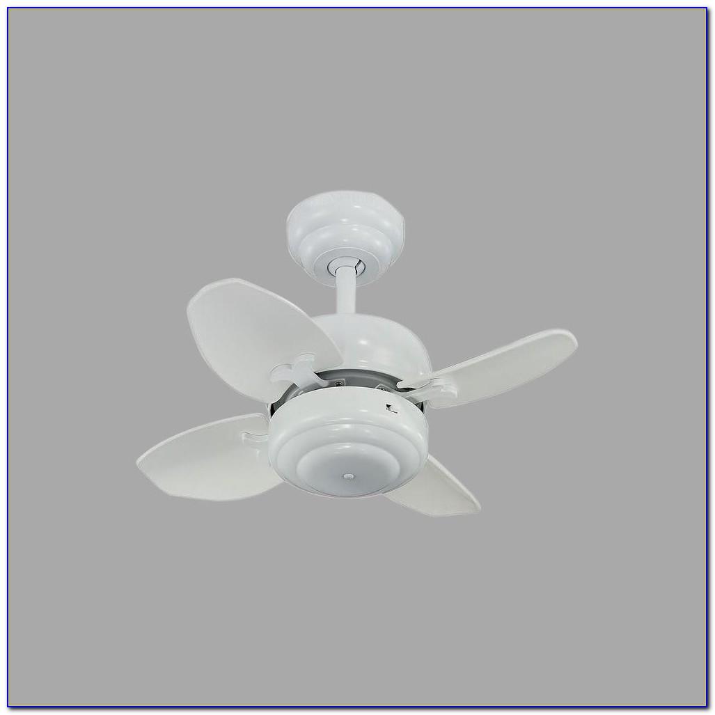 Monte Carlo 4mc20wh Mini Ceiling Fan 20 White