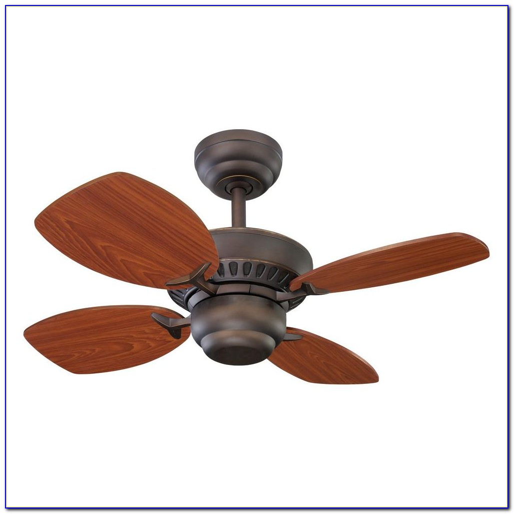 Monte Carlo Mini 22 Ceiling Fan