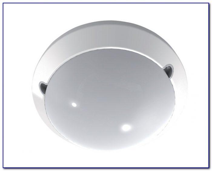 Motion Sensor Ceiling Light Fixture