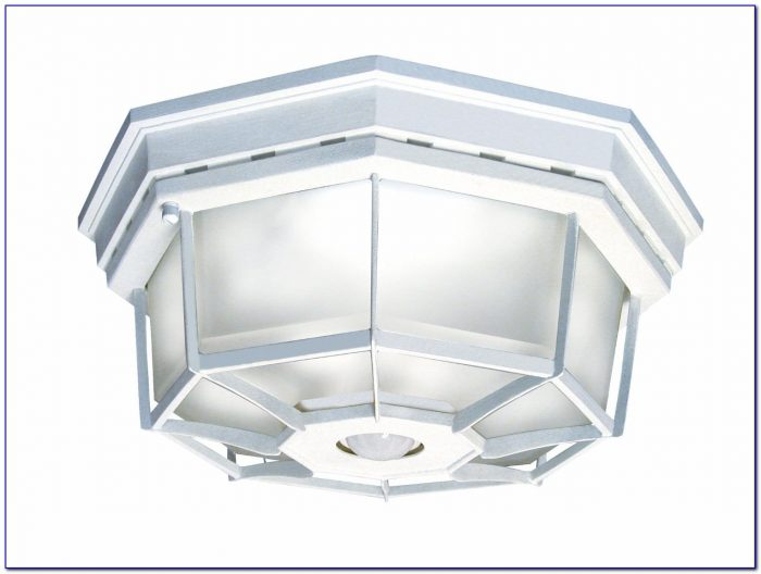 Outdoor Ceiling Light Motion Sensor