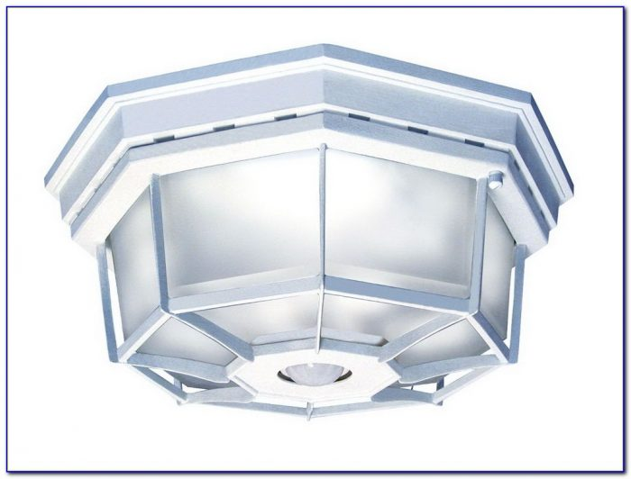 Outdoor Ceiling Motion Sensor Led Light