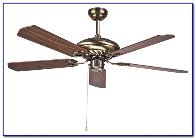 Quiet Ceiling Fan With Light And Remote