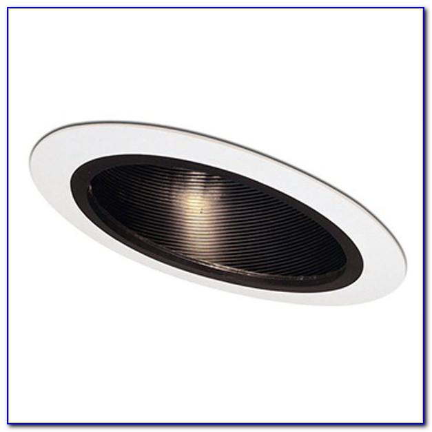 Recessed Light Trim Sloped Ceiling
