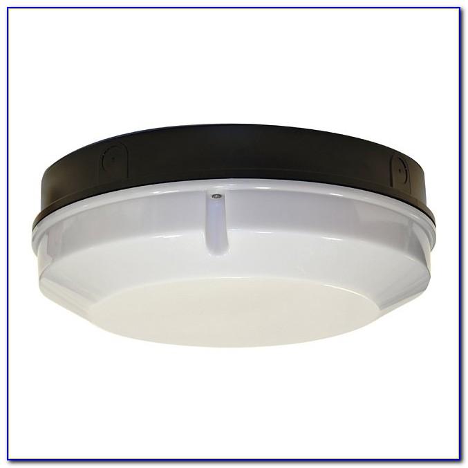 Round Fluorescent Ceiling Lights