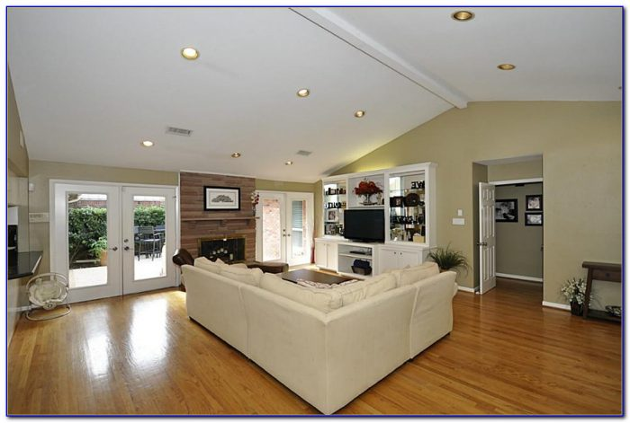 Sloped Ceiling Can Light Trim