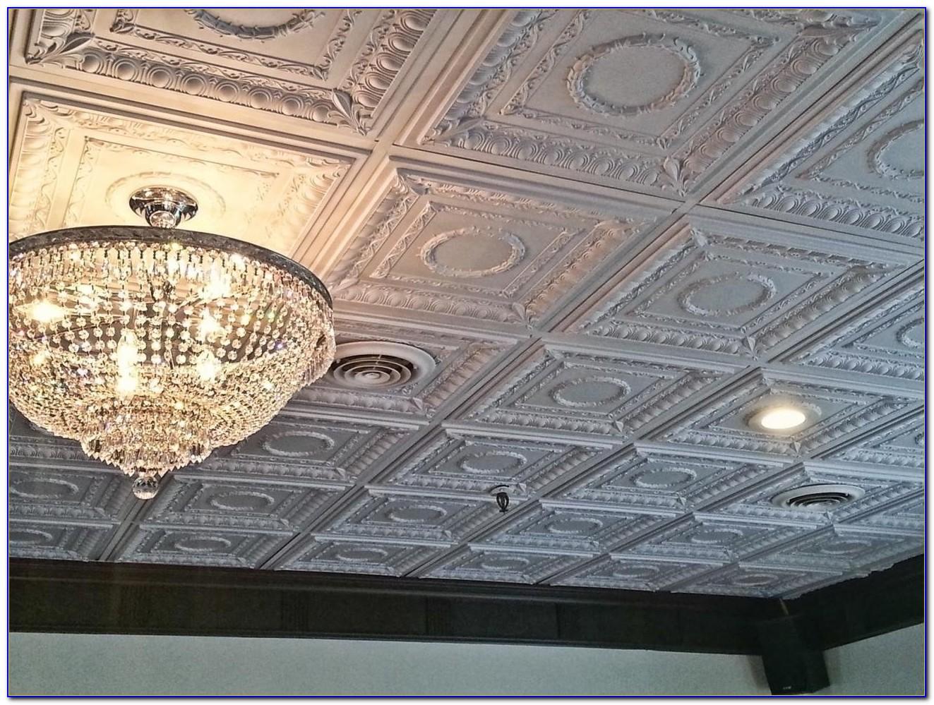 Tin Ceiling Panels Menards
