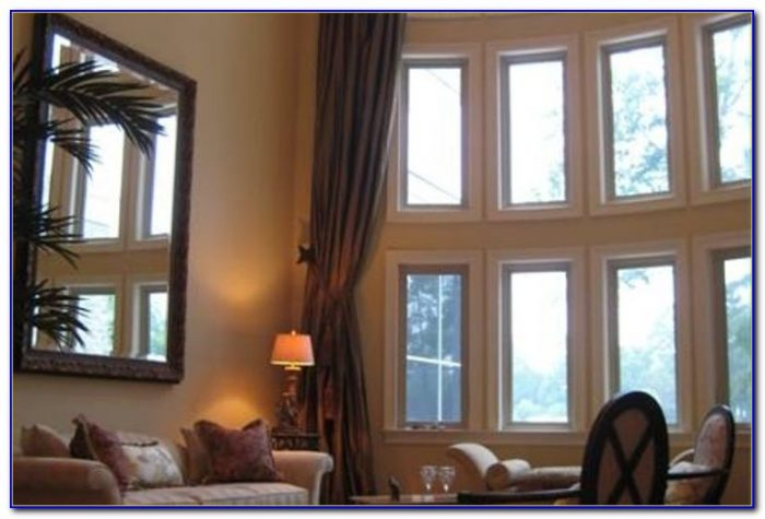 Window Treatments For Rooms With High Ceilings