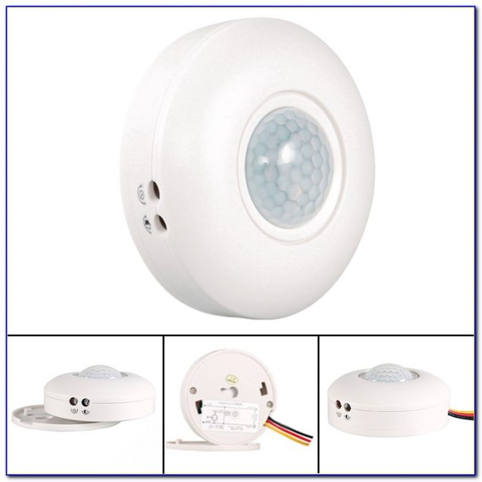 360 Pir Sensor Ceiling Motion Detector Light Switch