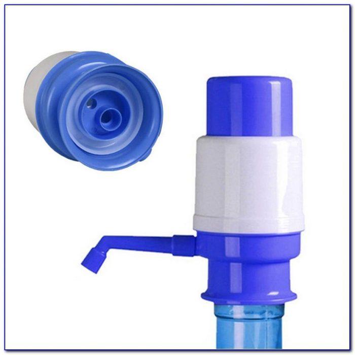 5 Gallon Water Bottle Big Cap Faucet Spigot