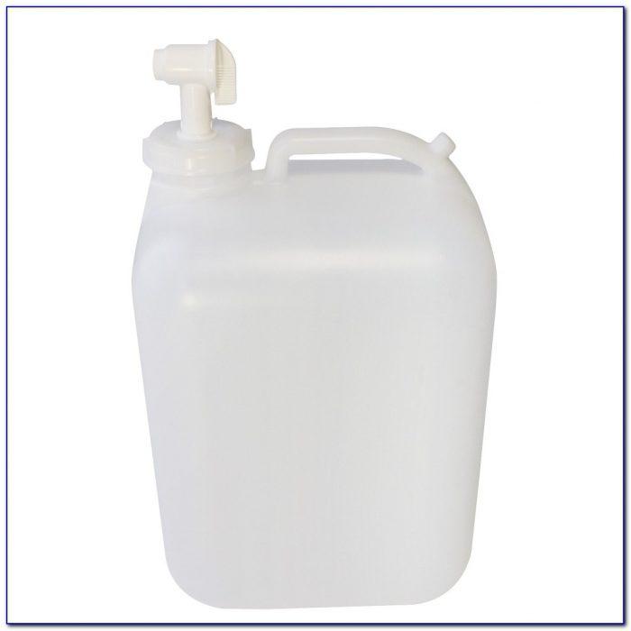 5 Gallon Water Bottle With Spigot