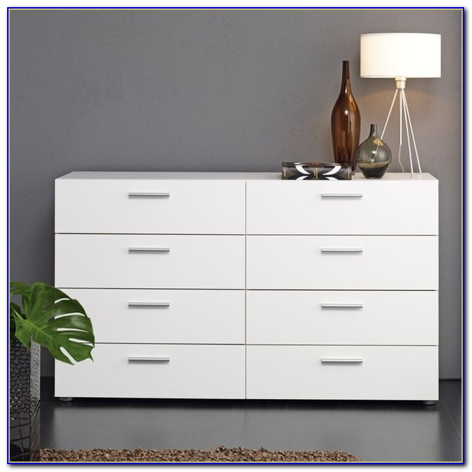 8 Drawer White Dresser Ikea