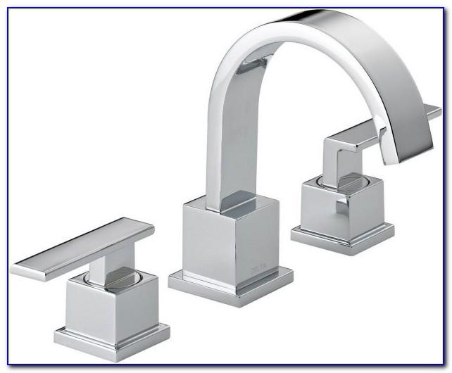 Faucets: 8 Inch Spread Bathroom Faucets Single Hole Kitchen Faucet For 8 Inch Spread Bathroom Faucet