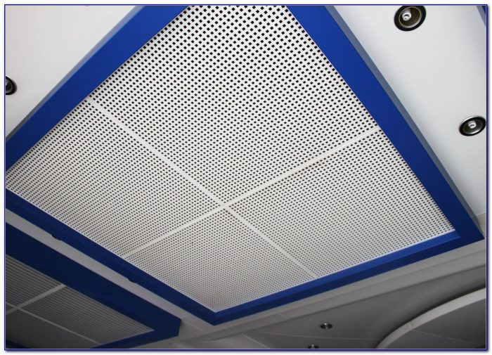 Acoustic Insulation Ceiling Panels