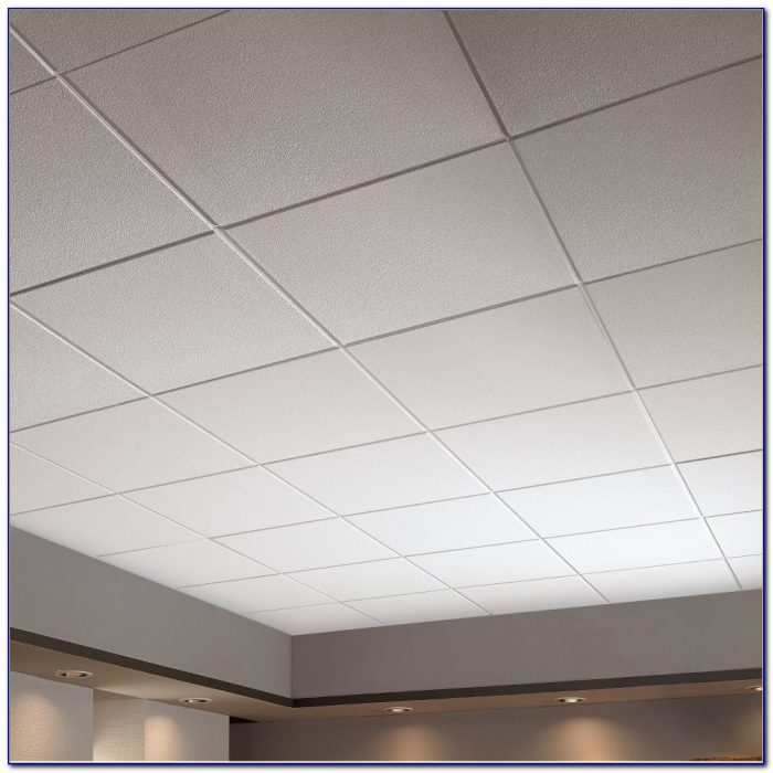 Acoustical Suspended Ceiling Tiles