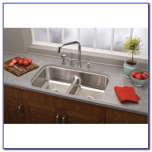 American Standard Kitchen Sink And Faucet Combo