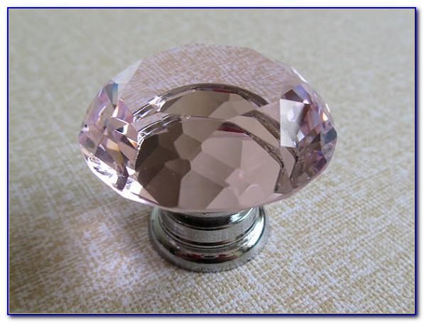 Antique Crystal Knobs For Dresser