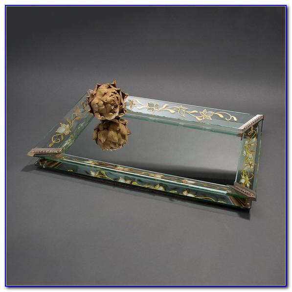 Antique Vanity Trays For Dresser