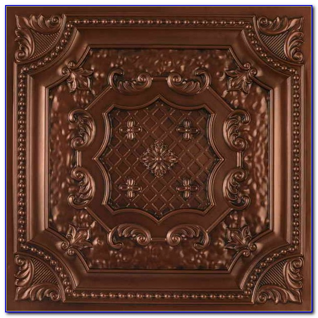 Armstrong Tin Look Ceiling Tiles