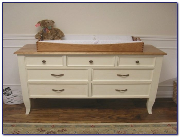 Baby Changing Top For Dresser