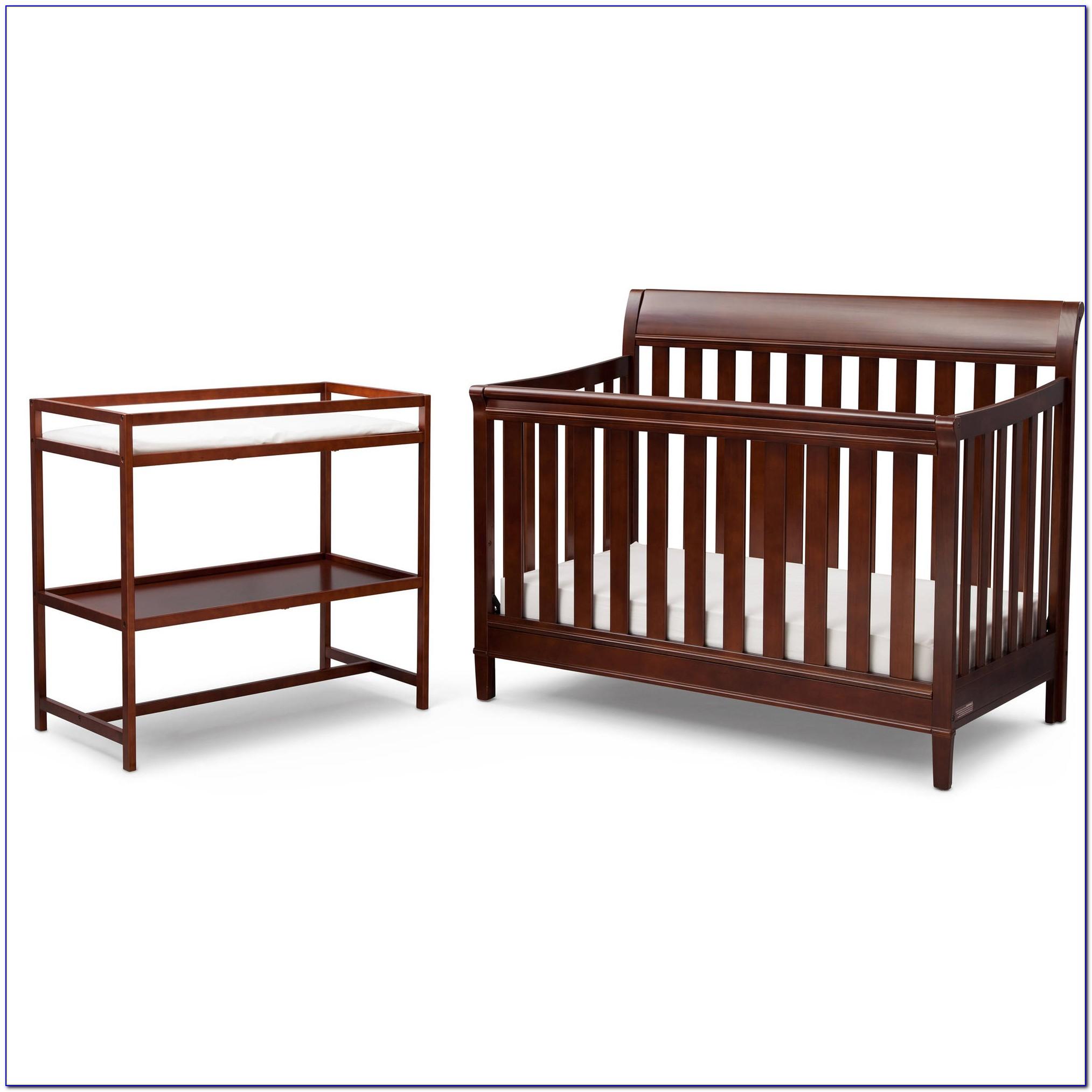 Baby Crib And Dresser Set Target