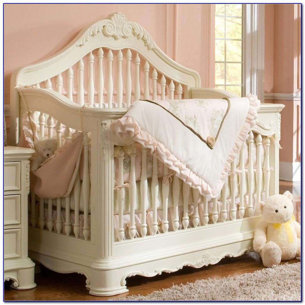 Baby Crib Dresser Combo