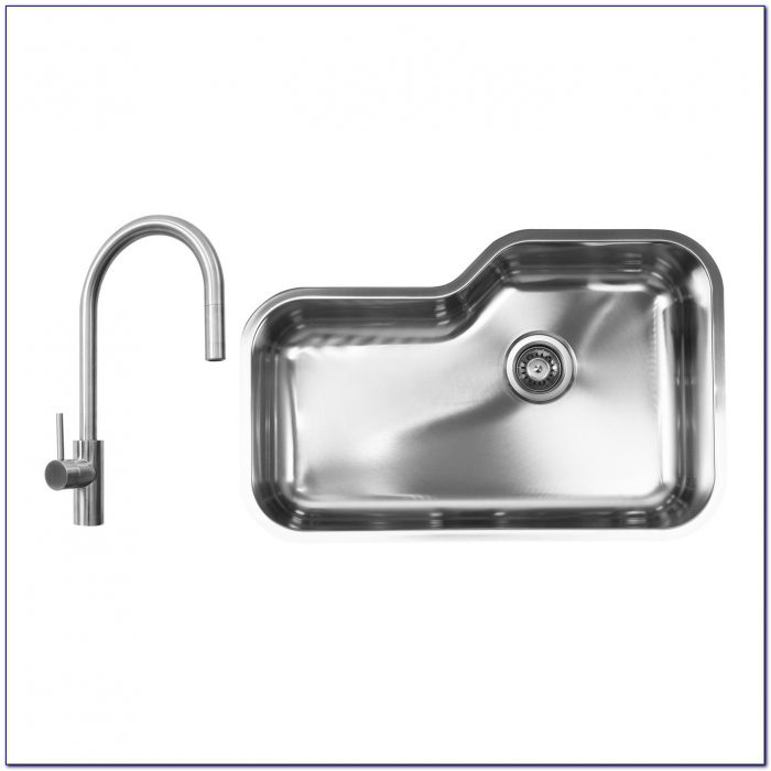 Bar Sink And Faucet Combo