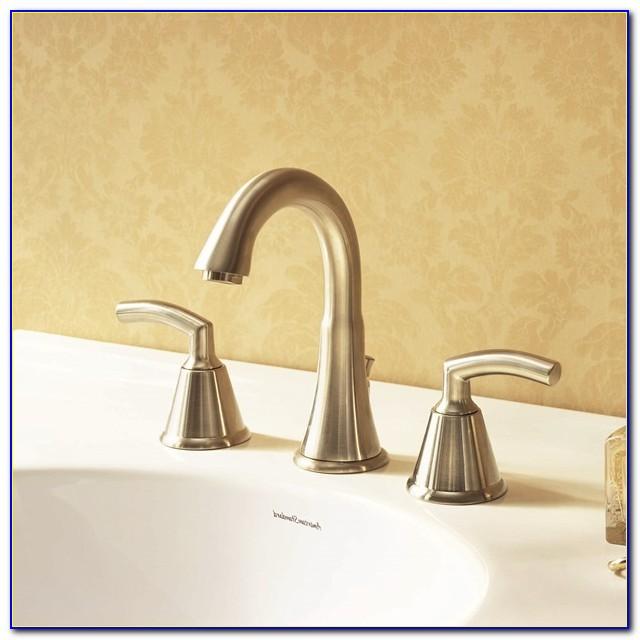Bath Faucet 8 Inch Widespread