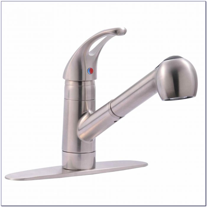 Bathroom Sink Faucet With Sprayer