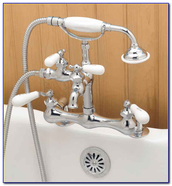 Bathtub Faucets For Clawfoot Tubs