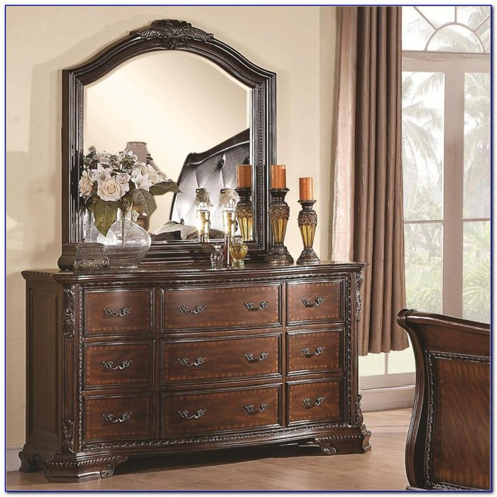Bedroom Dresser Designs With Mirror