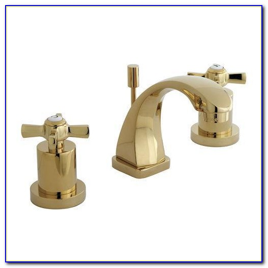 Brass Bathroom Faucets Widespread