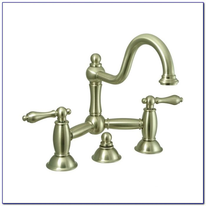 Brushed Nickel Bathroom Faucets Clearance