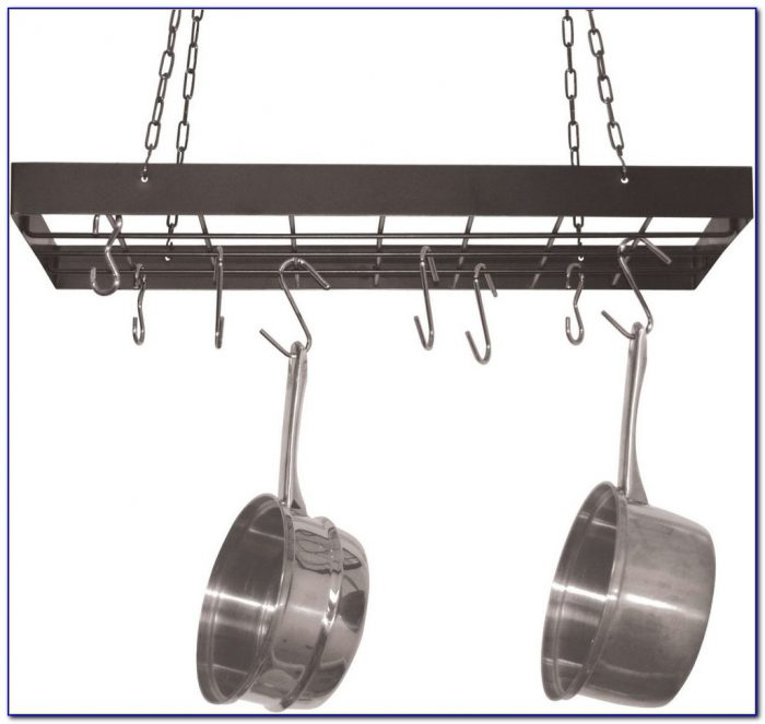Ceiling Hanger For Pots And Pans