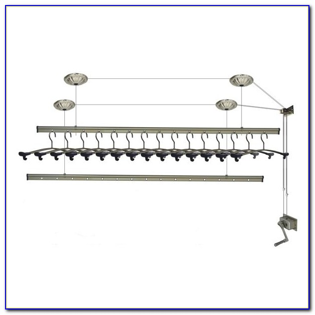 Ceiling Mounted Clothes Drying Rack Bangalore