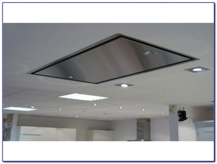 Ceiling Mounted Cooker Hoods