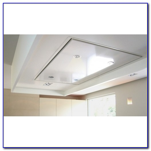 Ceiling Recessed Cooker Hood