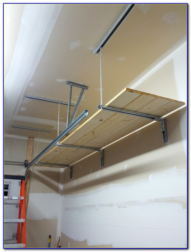 Ceiling Storage For Garage