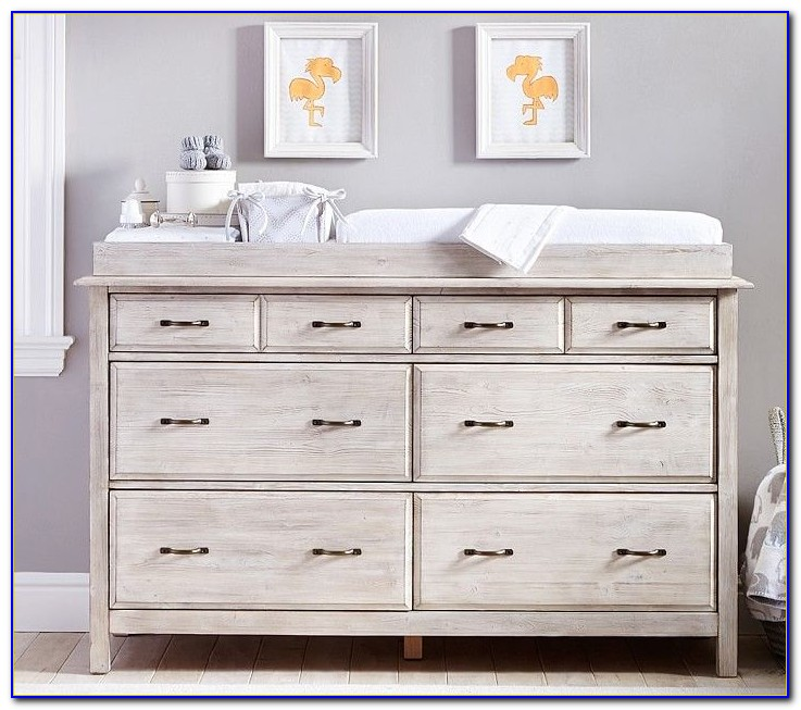 Changing Pad Topper For Dresser